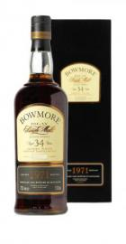 Bowmore 1971 34 Year Old Sherry Cask
