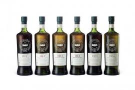 The Scotch Malt Whiskey Society 132.1 - 132.6 Set