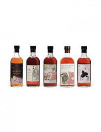 hanyu ichiro card series set whisky Club A